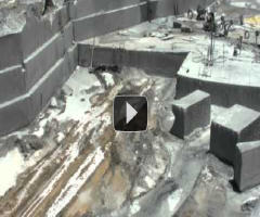 Watch this part 2 video of the Minas Soapstone quarry in Brazil