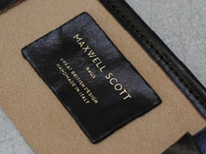 Maxwell Scott Fine Leather Products